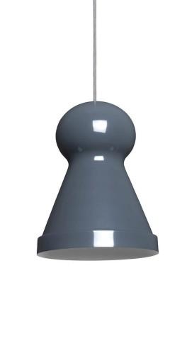 Billede af WATT A LAMP | Play Pendel-Grå (Mørk)-Ø25 cm