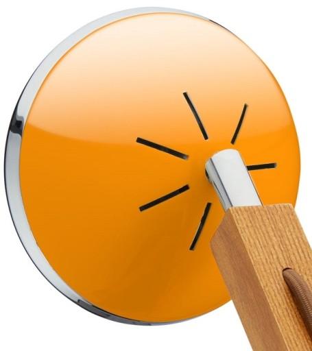 Mr Wattson Bordlampe-Orange thumbnail