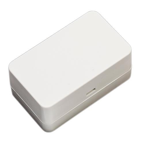 Universaldåse - Hvid-66x33x28 mm