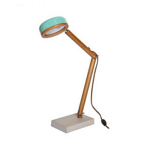 Billede af Wattson Hipp Skrivebordslampe-Grøn (lys)