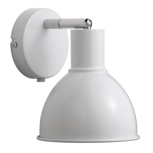 Billede af Nordlux Pop væglampe-Hvid