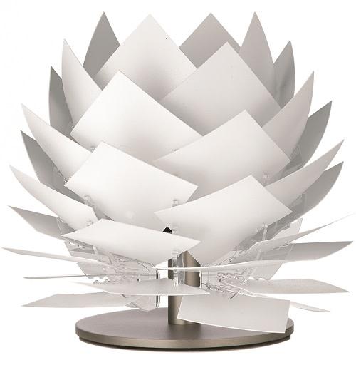 DybergLarsen PineApple Bordlampe XS - Lav-Hvid thumbnail