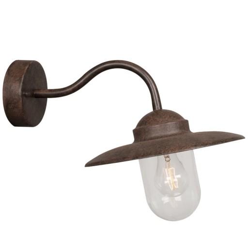 Billede af Nordlux Luxembourg Væglampe-Rust