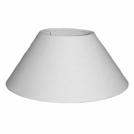 Alpe Design Beijing Lampeskærm - Hvid-H16 cm
