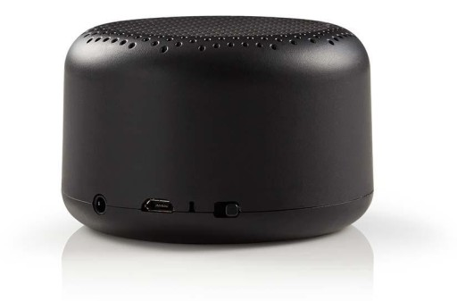 Opladelig Bluetooth Højtaler - Sort