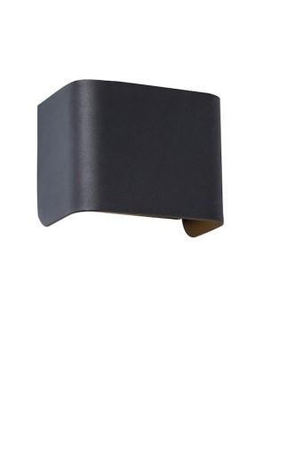 Belid Taurus udendørs væglampe-Antracit (Mørk grå)