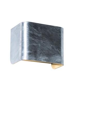 Belid Taurus udendørs væglampe-Galvaniseret