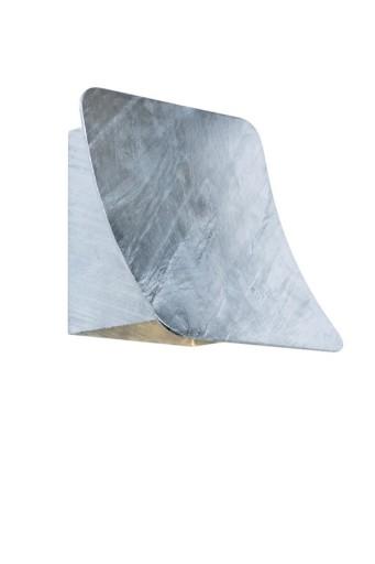 Belid Bend Udendørs Væglampe-Galvaniseret