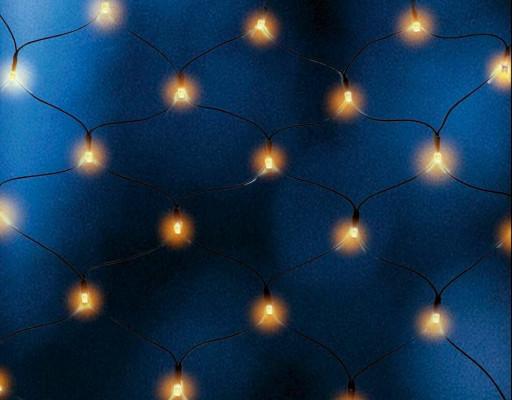 Veli Udendørs LED lysnet - Varmhvidt lys-150 cm x 150 cm