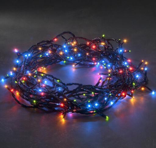 Konstsmide Multifarvet LED Lyskæde - 80 Lys