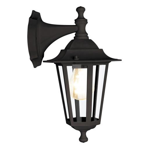 Eglo Laterna 4 udendørs væglampe - nedad