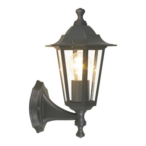 Eglo Laterna 4 udendørs væglampe - opad