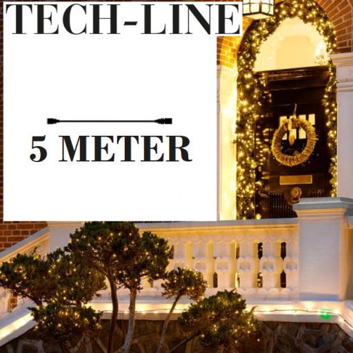 Sirius Tech-Line forlængerledning - 5 meter