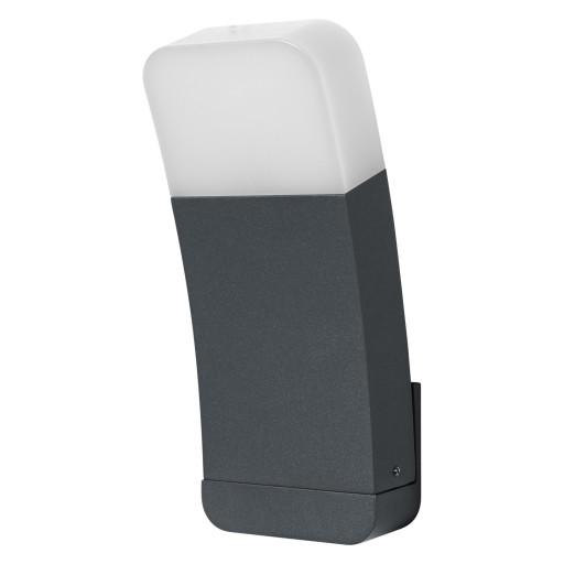LEDvance Smart+ Outdoor Curve LED udendørs væglampe - 10W - RGB -WiFi - mørkegrå thumbnail