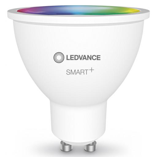 LEDvance Smart+ Par16 5W RGBW GU10, WiFi thumbnail