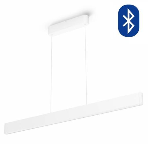 Philips Hue Ensis Langbordspendel – Hvid