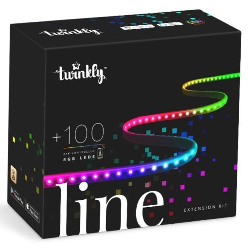 Twinkly Line Lightstrip - Forlængersæt - 1,5 Meter thumbnail