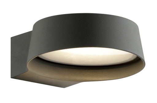 Køb Dyberg Larsen Neptun væglampe 12W – antracit