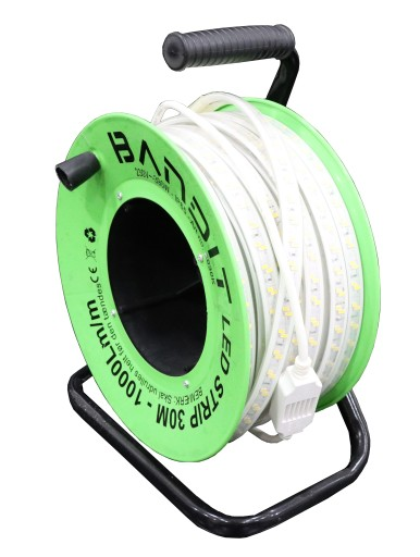 Billede af Bandit LED strip tromle - 30 meter