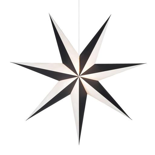 Markslöjd Alva julestjerne m/lys – 100 cm