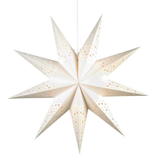 Markslöjd Solvalla julestjerne m/lys – 100cm
