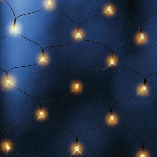 Veli udendørs LED lysnet til batteri