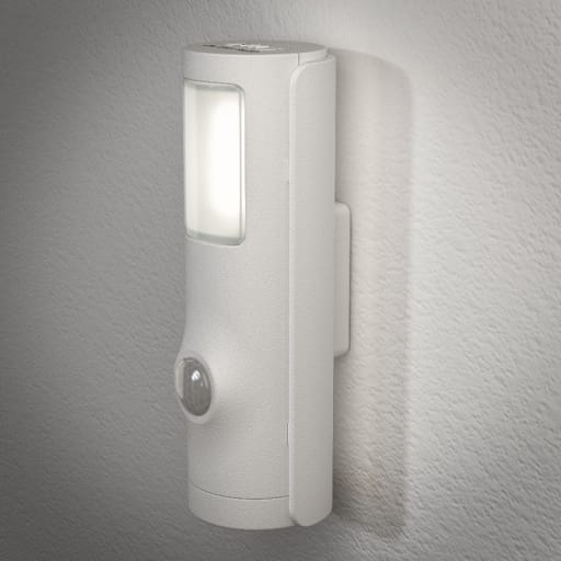 Osram Nightlux Torch LED Spot m/sensor-Hvid
