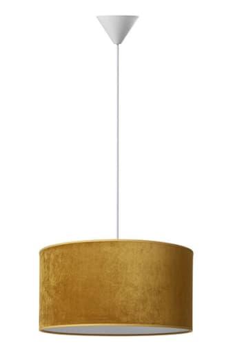 Nielsen Light Velour Pendel-Guld