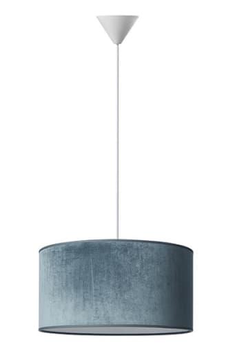 Nielsen Light Velour Pendel-Petroleum
