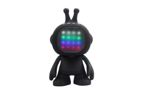 Halo Design Sound Buddy Bordlampe-Sort