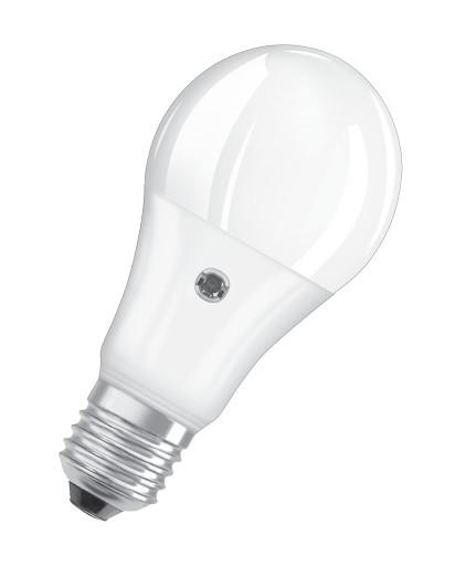 Osram LED pære med skumringsrelæ