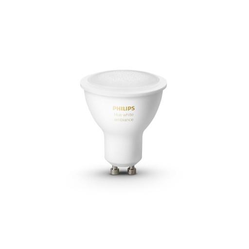 Philips Hue GU10 White Ambiance LED pære