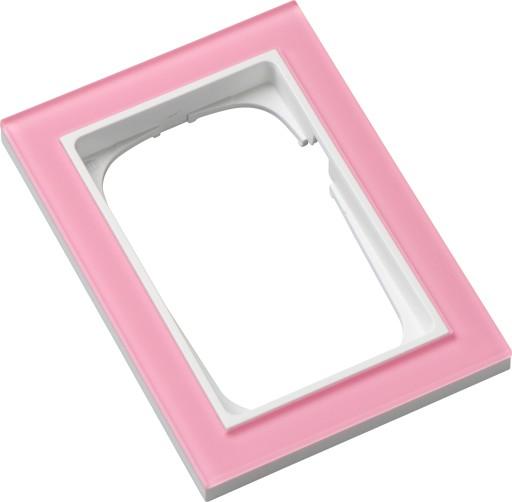 LK Fuga Hardline ramme 68 Pink