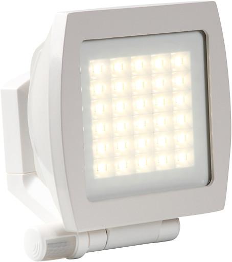 Luxomat 13W LED projektør med og uden sensor