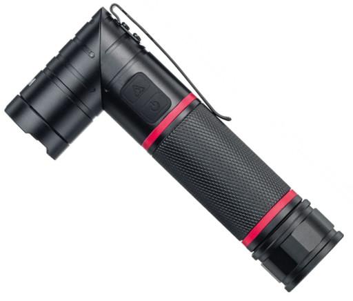 Wiha multi LED-lommelygte med laser & UV-lys (Ravlygte)