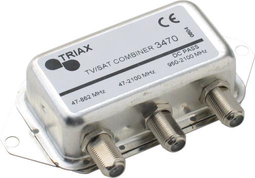 TV/SAT Combiner