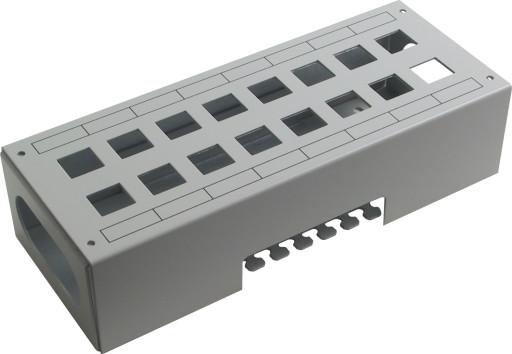 Lexcom patchbox 16xRJ45