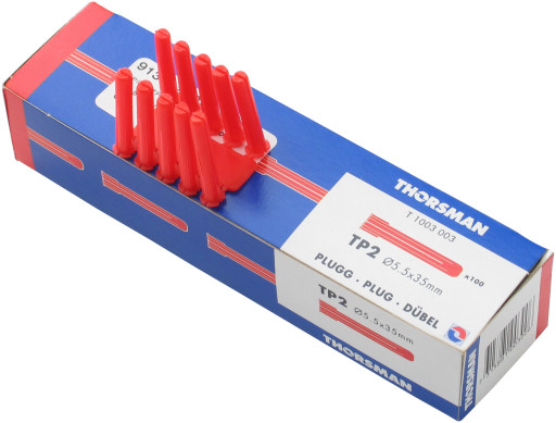 Thorsman TP2 plugs 100stk