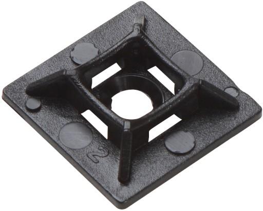 Sokkel til kabelbinder/strips