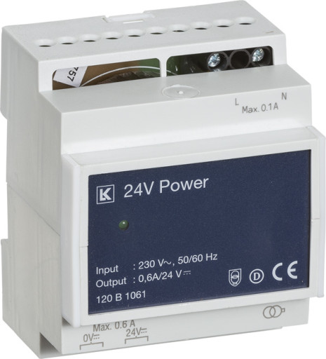 IHC Control Strømforsyning 15W