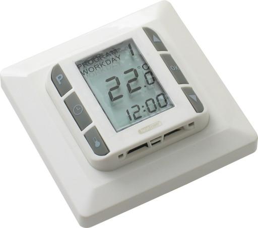 Heat-Control 10 elgulvvarme termostat