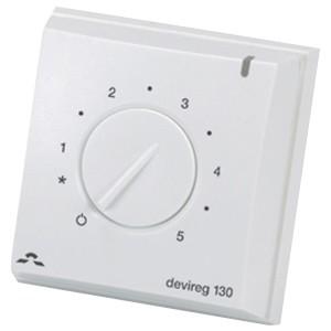 Devireg 130 elgulvvarme termostat