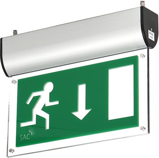 LED nødbelysning til loftmontage
