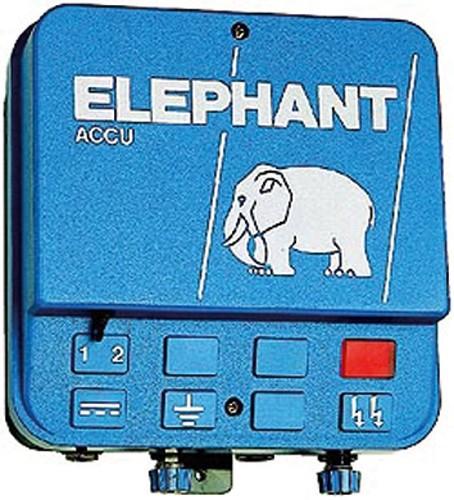Elefant El-Hegn for oxygen Batteri