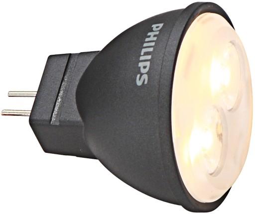 Philips Master LED pære 3,5W Ø35mm 12V