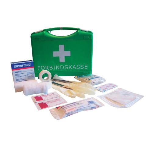 JKL førstehjælpskasse