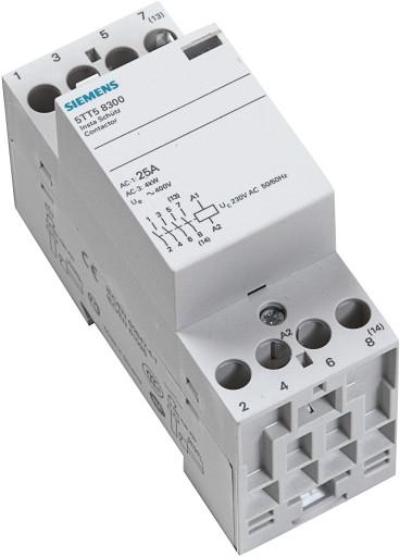 Siemens kontaktor 4P 25A