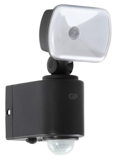 Safeguard RF3 LED Projektør m/solcelle