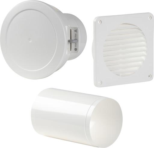 Pax ventilationssæt