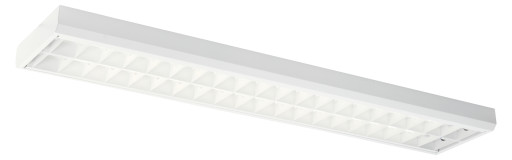 Modus kontorarmatur forberedt til 2 x LED rør